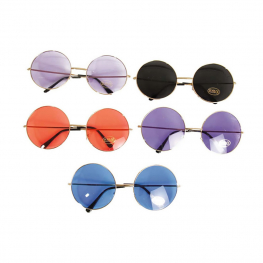 Gafas hippie jumbo