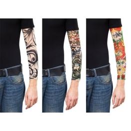 Par de mangas tatuaje 3mod surtidos