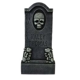 Lápida Kaley Thomas