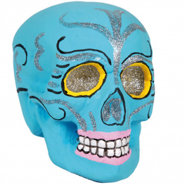 Calaveras color