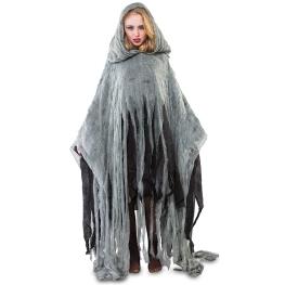 Disfraz de Poncho zombi 170cm.  para Adulto