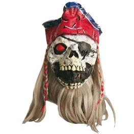 Mascara Calavera Pirata