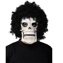 Máscara calavera pop