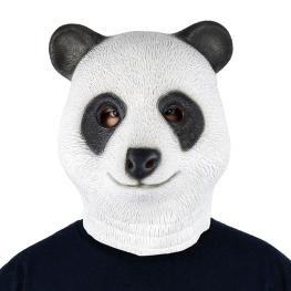 Máscara Panda Látex