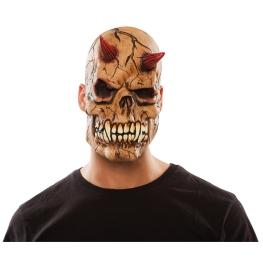 Máscara Demonio Látex