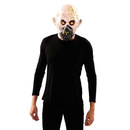 Máscara Zombie Radiactivo látex