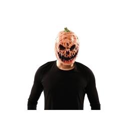 Máscara Calabaza Diabólica látex