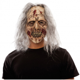 Máscara Zombie látex
