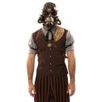 Máscara Steampunk