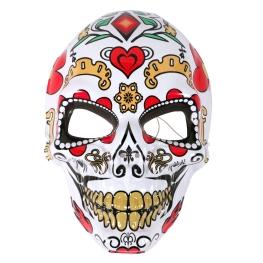 Mascara Dia de los Muertos 25X17X6,5 Cm.