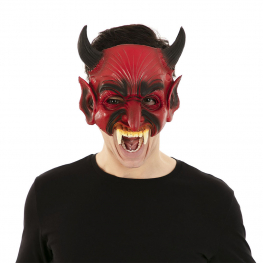 Mascara Diablo Eva 31X17,5X5 Cm.