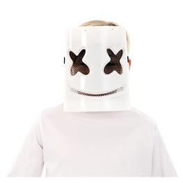 Mascara Dj Infantil Plastico 18X21X7 Cm.