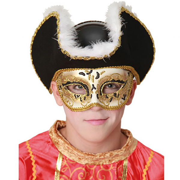 Mascara veneciana bucanero