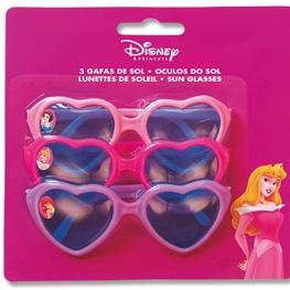 Gafas Princesa Disney 3 unidades