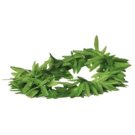 Collar hojas maria