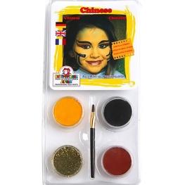 Kit Maquillaje Chino