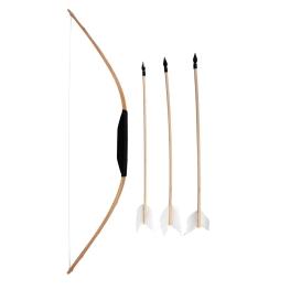 Arco 97 cm con 3 flechas 52 cm
