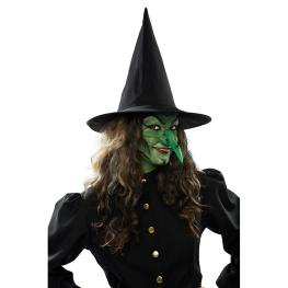 Nariz de bruja verde