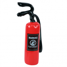 Extintor Hinchable 50X14 Cm.