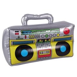 Radio Cassette Hinchable 42X28X13 Cm.