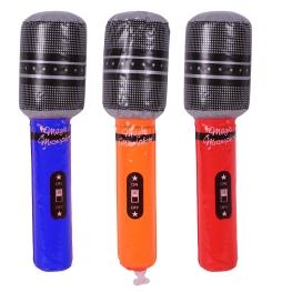 Microfono Hinchable 25 Cm.