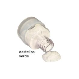 Purpurina 004 verde perla 25 ml