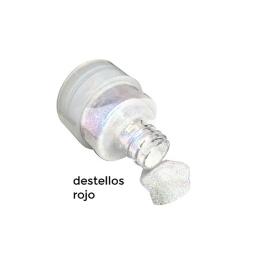 Purpurina 005 rojo perla 25 ml