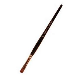 Pincel de marta p`lano nº 10 (10 mm)