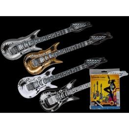 Guitarra hinchable 90 cm