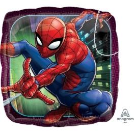 Globo c/helio spiderman 45 cm