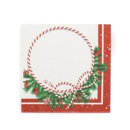 Servilleta Happy Christmas
