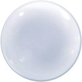 Globo burbuja transparente 20