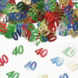 Confetti decoración nº40