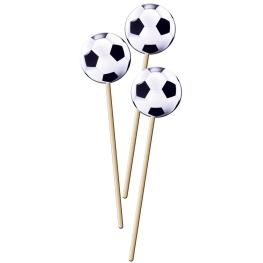 Picks fútbol 20cm 6 udes