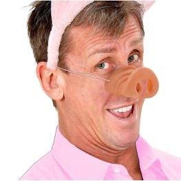 Nariz animal cerdo