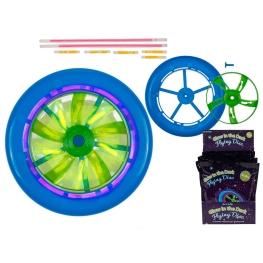 Disco fluorescente 18cm