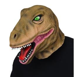 Máscara dinosaurio t-rex