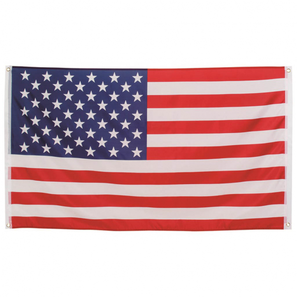 Bandera USA poliéster