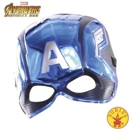 Máscara capitán américa avengers infantil