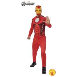 Disfraz de iron man opp para Hombre Talla ML