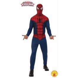 Disfraz de spiderman opp para Hombre Talla ML