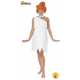Disfraz de wilma flintstones para Mujer Talla ML