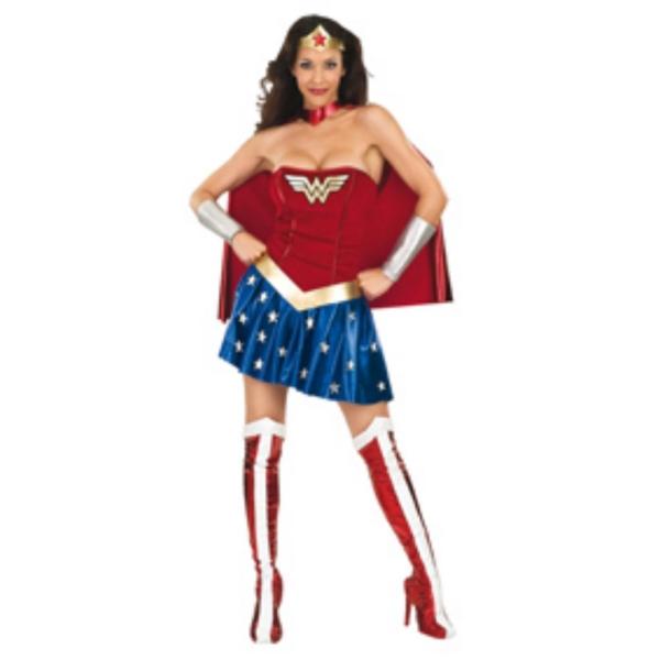 Disfraz de wonder woman para Mujer Talla XS