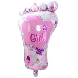 Globo es niña helio 46x70cm