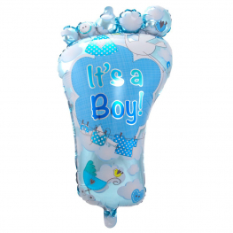 Globo es niño helio 46x70cm