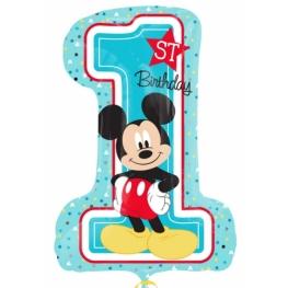 Globo c/helio   Mickey cuerpo nº1