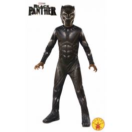 Disfraz de Black panther talla 5 a 7 años