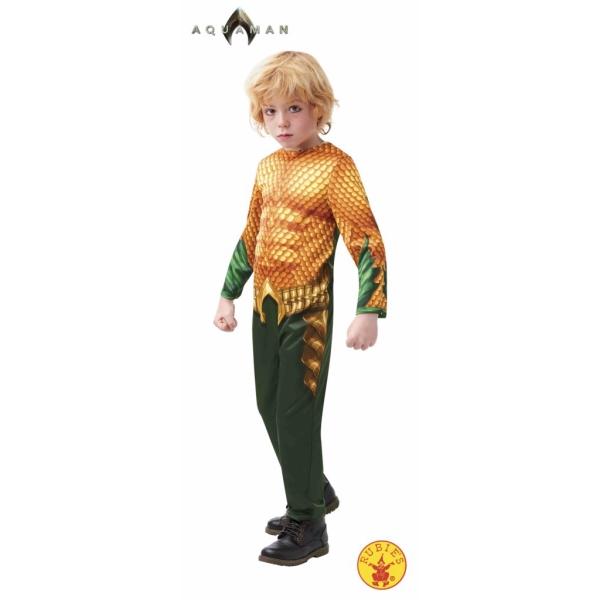 Disfraz Aquaman talla 5 a 7 años