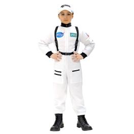 Disfraz astronauta talla 5 a 7 años