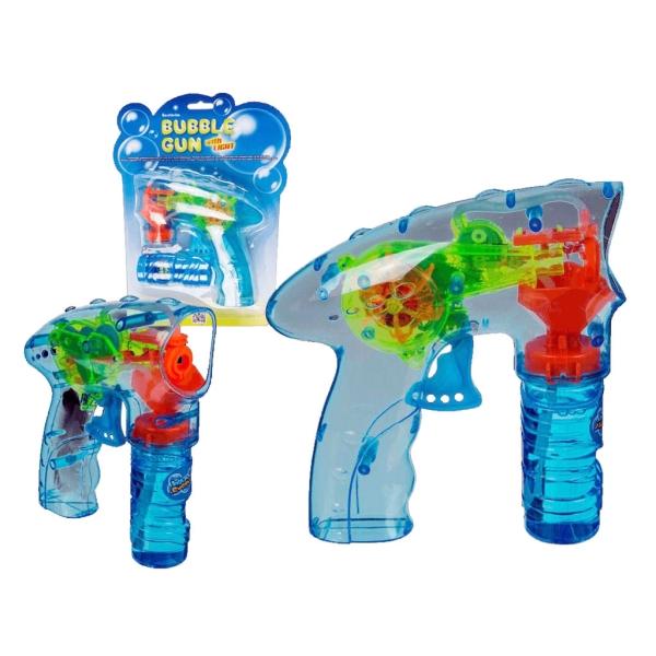 Burbujas jabón pistola cc/led 56ml